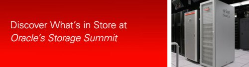 Oracle Storage Summit