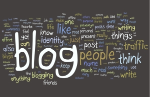 Blog more. It is good for your health